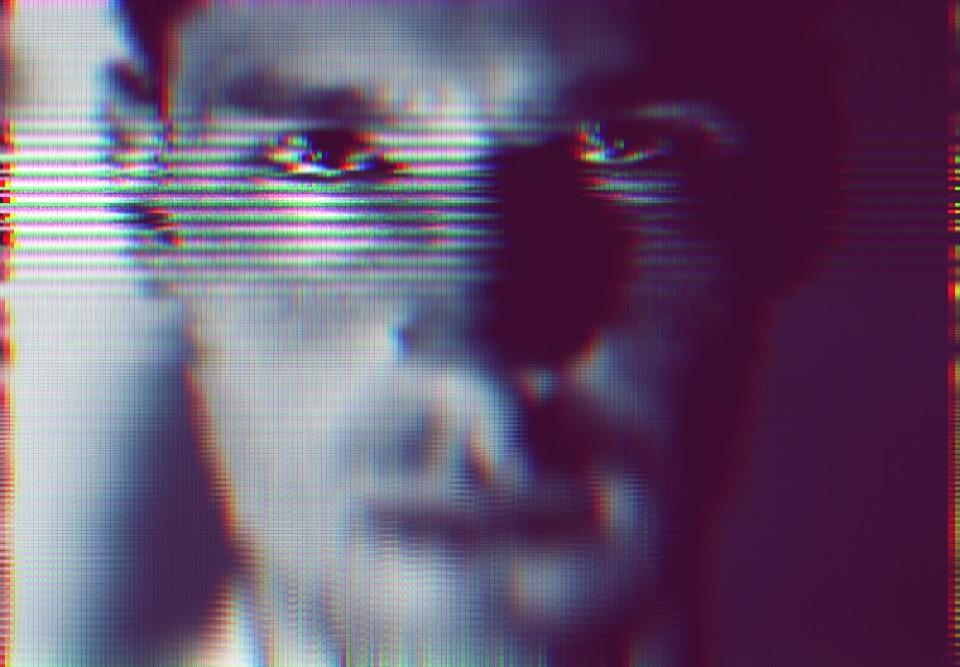 create your own unique photographic glitch art