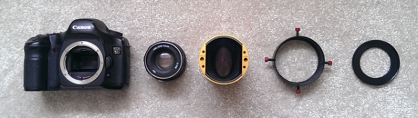 build own anamorphic lens